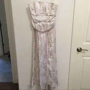 Two-Piece Semi Formal Dress